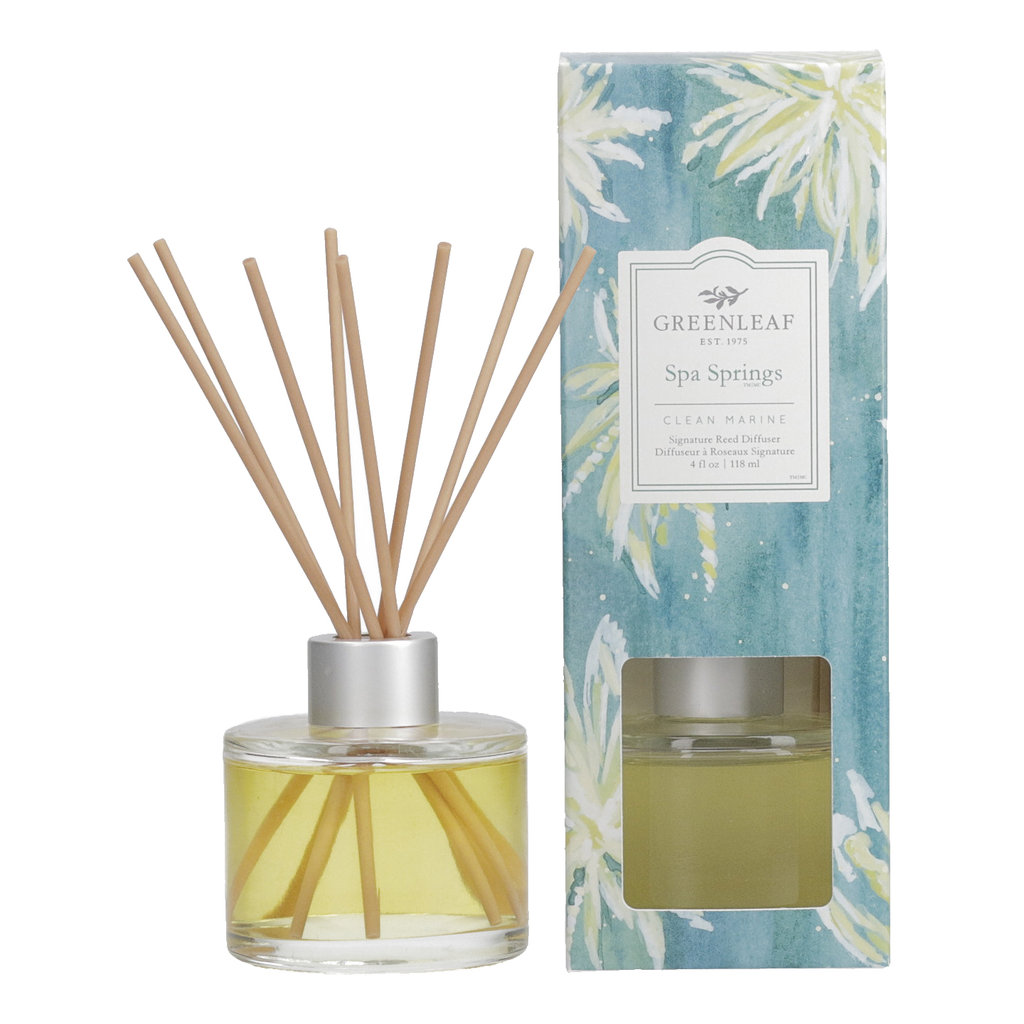 Signature Reed Diffuser - Spa Springs