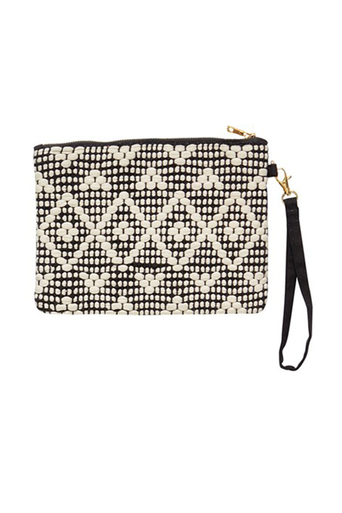 Clutch Baumwolle Design 2