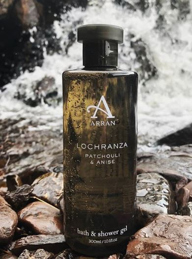 Arran Lochranza Bath & Shower Gel 300 ml